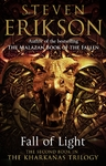 Fall of Light - Steven Erikson (Paperback)