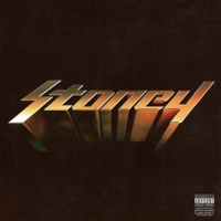 Post Malone - Stoney (CD) - Cover