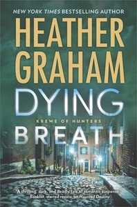 Dying Breath - Heather Graham (Hardcover)