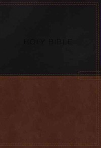 Kjv, Know the Word Study Bible, Imitation Leather, Brown, Red Letter  Edition - Thomas Nelson (Leather / fine binding)