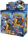 Pokémon XY 12: Evolutions Booster Box