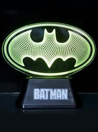 Batman Official Colour Changing LED Acrylic Mood Light