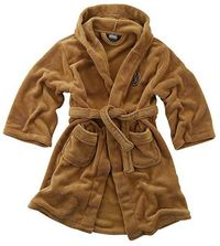Star Wars Jedi Fleece Robe Tan (Kids Large)