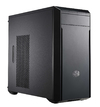 Cooler Master - Masterbox Lite 3 Micro ATX Desktop Chassis - Black