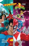 Justice League / Power Rangers - Tom Taylor (Hardcover)