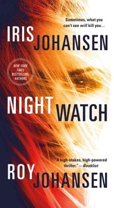 Night Watch - Iris Johansen (Paperback)