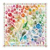 Rainbow Ornaments 500 Piece Puzzle - Galison (Game)