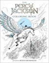 The Percy Jackson Coloring Book - Rick Riordan (Paperback)