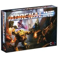 Adrenaline (Board Game)