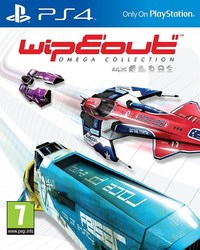 WipEout Omega Collection (PS4) - Cover
