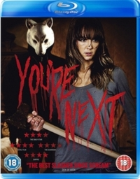 You're Next (Blu-ray) - Cover