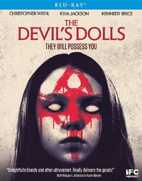 The Devil's Dolls (Region A Blu-ray) - Cover
