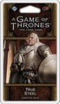 A Game of Thrones: The Card Game (Second Edition) - True Steel (Card Game)