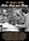 Paul & Mary Peter - 50 Years With Peter Paul & Mary (Region 1 DVD)