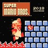 Super Mario Bros. (TM) 2018 Wall Calendar (Retro Art) - Nintendo USA (Calendar)
