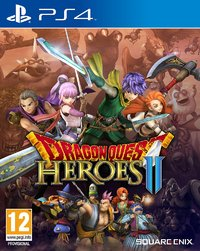 Dragon Quest Heroes II (PS4) - Cover