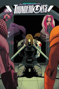 Thunderbolts 2 - Jim Zub (Paperback) - Cover