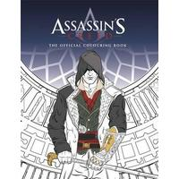 Assassin's Creed Colouring Book (Paperback)
