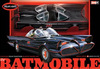 Polar Lights - Batmobile 1966 Snap Kit 1/25 (Plastic Model Kit)