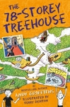 78-Storey Treehouse - Andy Griffiths (Paperback)