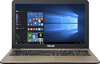 Asus ViviBook i3-5005U 4GB RAM 500GB HDD 15.6 Inch HD Notebook - Chocolate Black