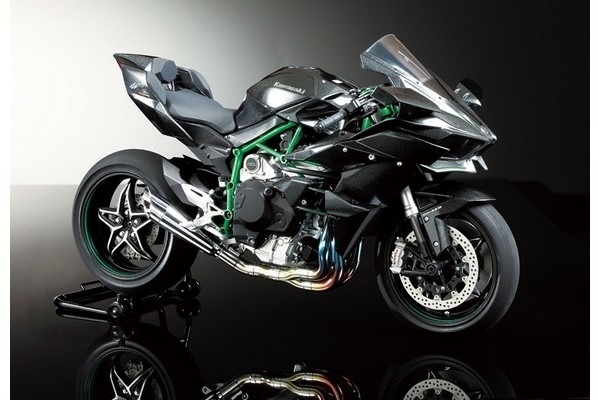 Tamiya 112 Kawasaki Ninja H2r Plastic Model Kit Hobbies