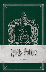 Harry Potter: Slytherin - Insight Editions (Hardcover) - Cover