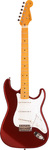 Fender Classic Series 50s Stratocaster Electric Guitar (Candy Apple Red)