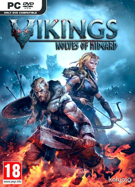 Image result for Vikings.Wolves.of.Midgard cover pc