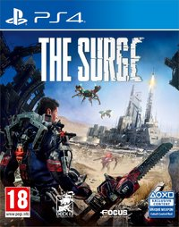 The Surge (PS4) - Cover