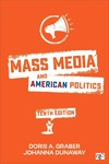 Mass Media and American Politics - Doris a. Graber (Paperback)