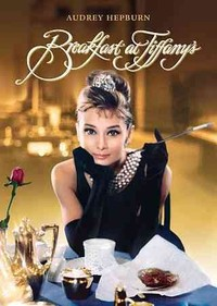 Breakfast At Tiffany's (Region 1 DVD) - Cover