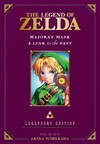 Zelda Legendary Edition Vol. 03 (Majora's Mask/A Link to the Past) - Akira Himekawa (Paperback)