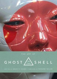 The Art of Ghost in the Shell - Insight Editions (Hardcover)