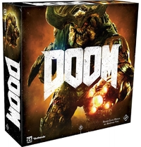 Doom: The Board Game (Board Game) - Cover