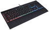 Corsair - K55 RGB USB Gaming Keyboard