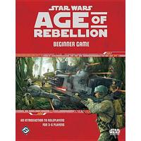 Star Wars: Age of Rebellion - Beginner Game (Role Playing Game)