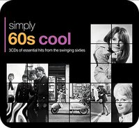Simply 60s Cool / Various (CD) - Cover