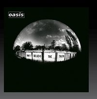 Oasis - Don'T Believe Truth (CD) - Cover