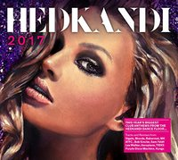 Hed Kandi 2017 / Various (CD) - Cover