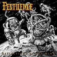Pestilence - Reflections of the Mind (CD) - Cover
