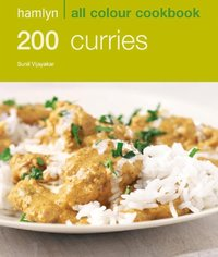 200 Curries - Sunil Vijayakar (Paperback) - Cover
