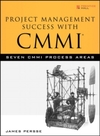 Project Management Success with CMMI - James R. Persse (Hardcover)