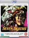 Seven Deaths in the Cat's Eye (Blu-ray)