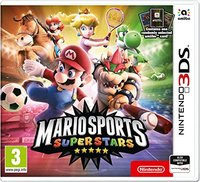 Mario Sports Superstars + 1 amiibo card (3DS) - Cover