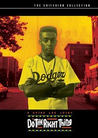 Do the Right Thing (Region 1 DVD) - Cover