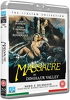 Massacre in Dinosaur Valley (Blu-ray)