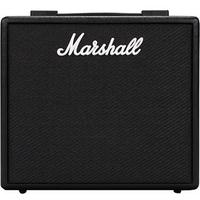 Marshall Code 50 Programmable 50 Watt Electric Guitar Amplifier (Combo)