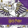 Harry Potter: Winter At Hogwarts: a Magical Colouring Set (Mixed media product) Cover