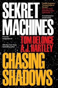 Sekret Machines Book 1: Chasing Shadows - Tom J. Delonge (Paperback)
